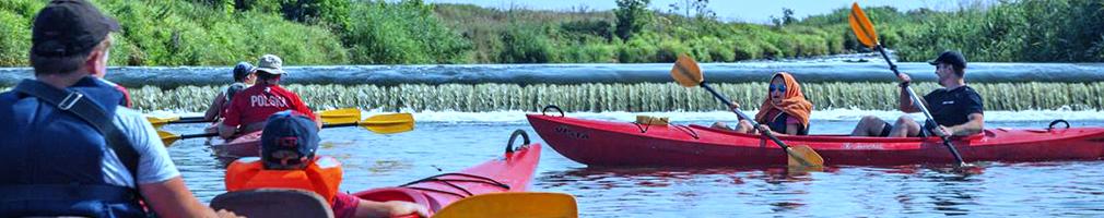 Podstawy bezpieczeństwa na spływie kajakowym