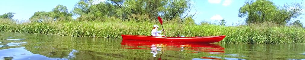 Worki, beczki i inne wodoodporne opakowania na spływy kajakowe