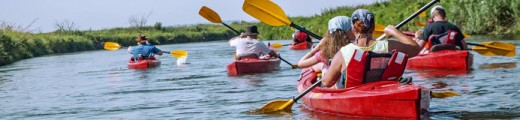 Which kayak trip should I choose?