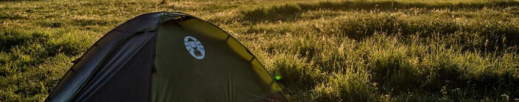 Namioty i spływy kajakowe