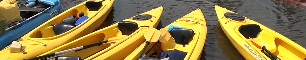 Spływ kajakowy 22-25 czerwca 2011