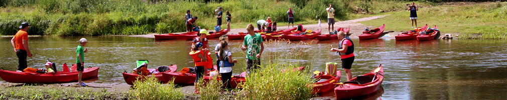 Kayaking with kids: what to bring, how to get ready, what to expect